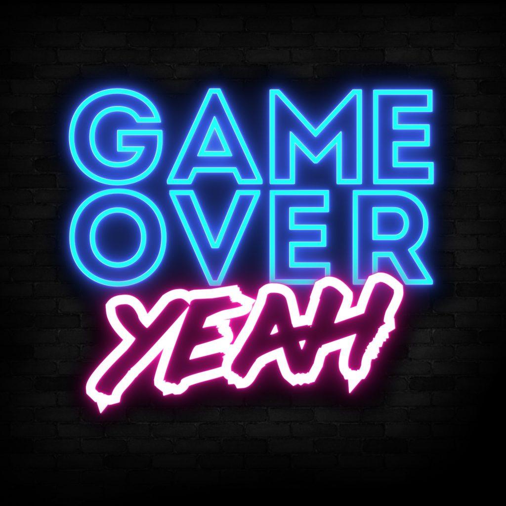 Game Over Yeah Branding